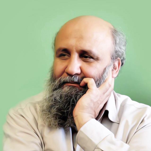 مدیر مسئول کانون هنر شیعی، گرافیست و استاد برجسته خوشنویسی